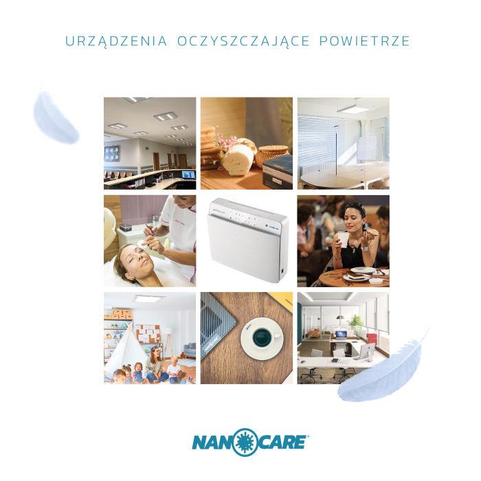 Katalog urządzenia oczyszczające powietrze